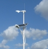 Wind Solar Street Light